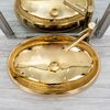 Countertop Basin Rea Melania Gold