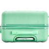 Travel suitcase Solid Mint