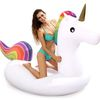 Inflatable beach mattress Unicorn 270