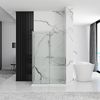 Rectangular shower encloser Rea Marten 80x120cm