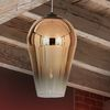 Pendant Lamp Glass Mirror APP324-1CP Rose Gold