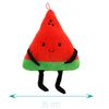Plush pillow Emoji Watermelon Happy