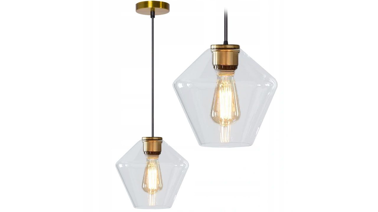Glass Ceiling Lamp APP439-1CP APP440-1CP