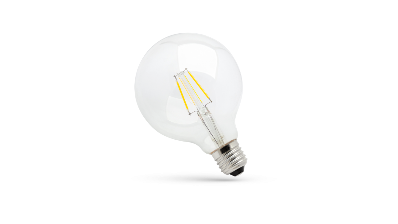 Light bulb LED Neutral E-27 230V 8W 14341
