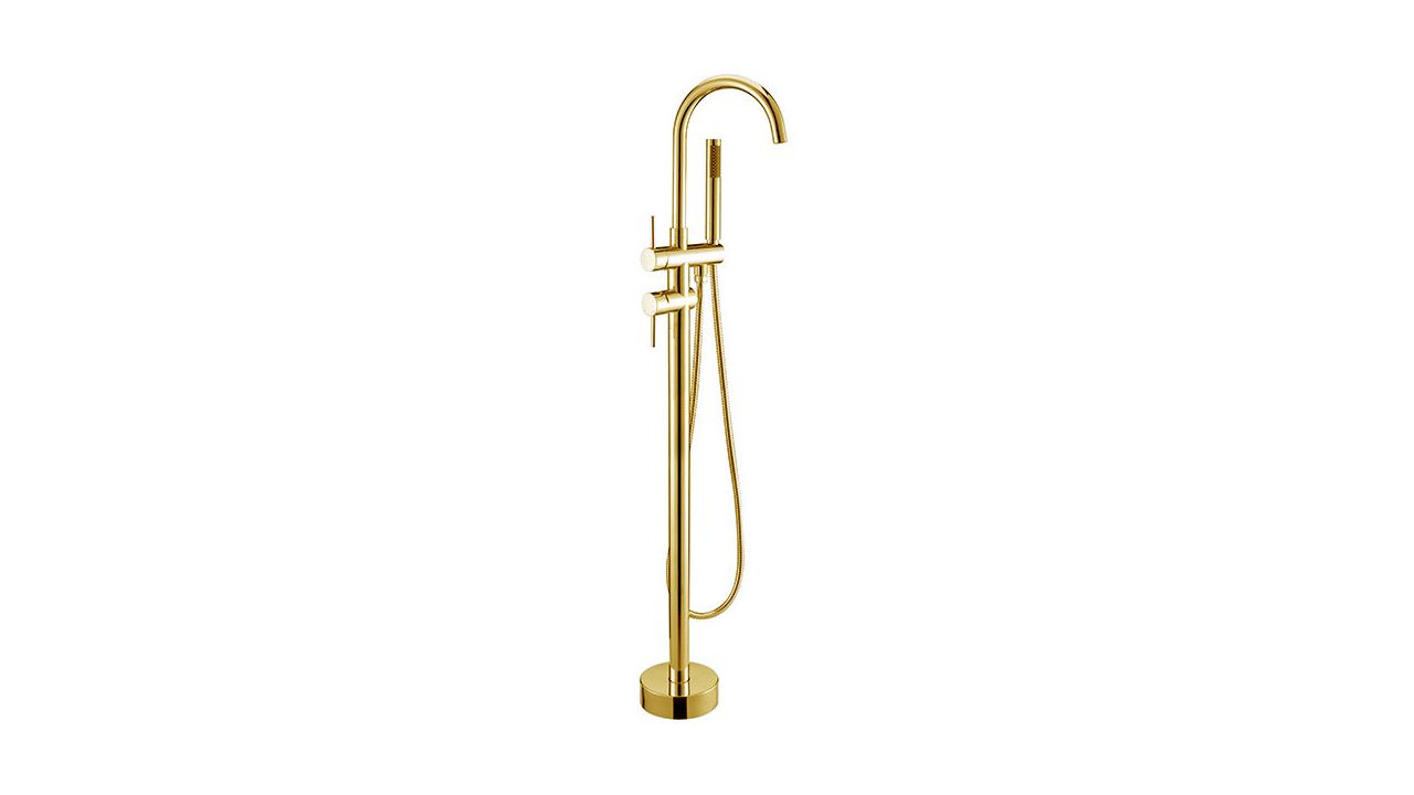 Bath mixer Rea Ortis L.Gold