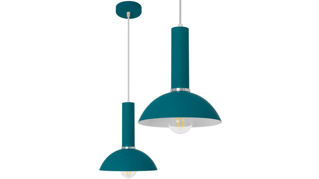 Single Pendant Ceiling Lamp OSTI C Green
