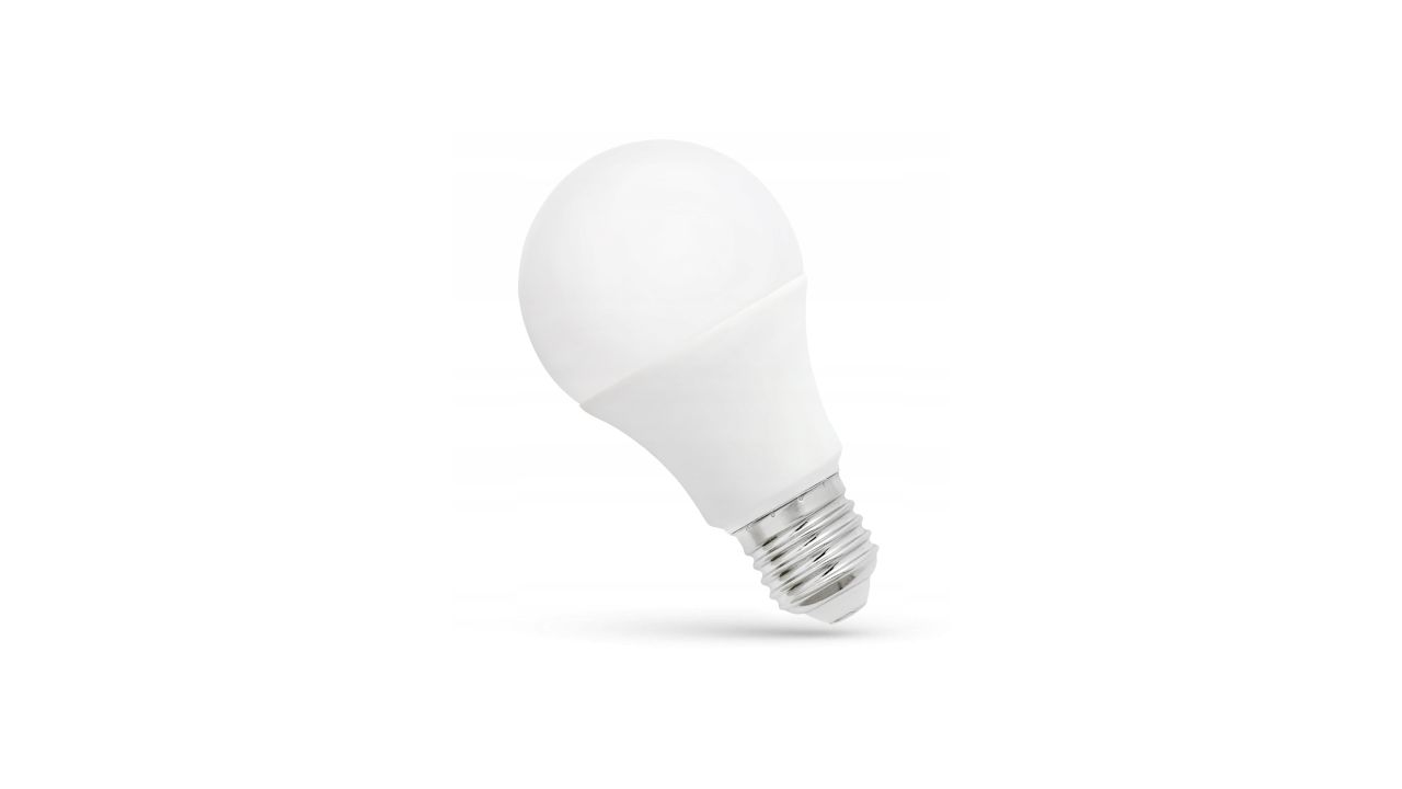 Light bulb LED Cold E-27 230V 7W 13899