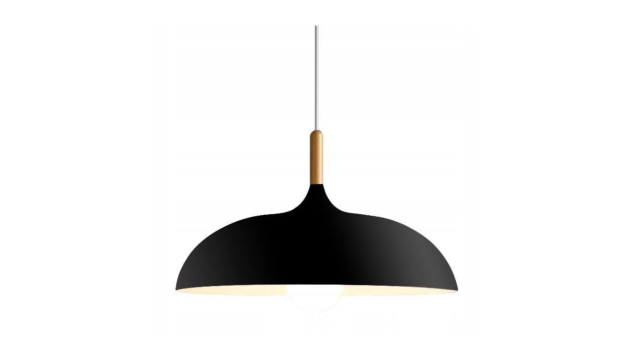 Ceiling Lamp ANZO Black