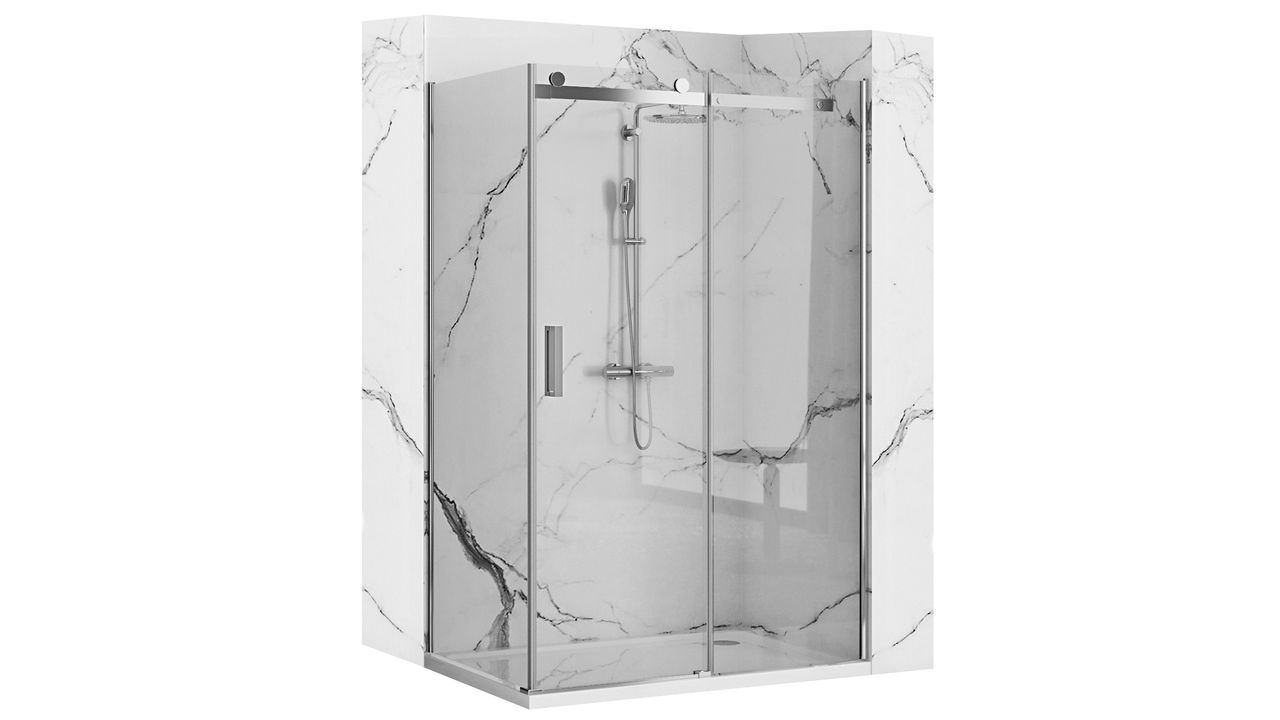 Shower enclosure Rea Nixon 90x100