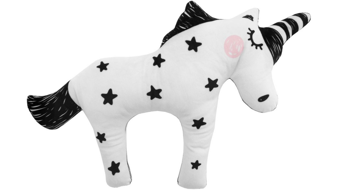 Plush pillow Unicorn 60 cm