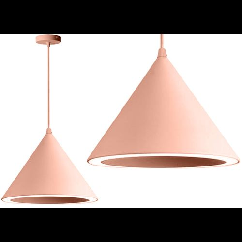 Lamp Cone LED PINK