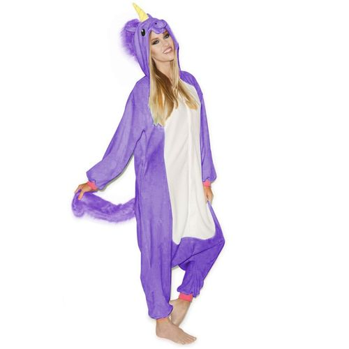 Pajamas disguise Kigurumi Pegasus Purple