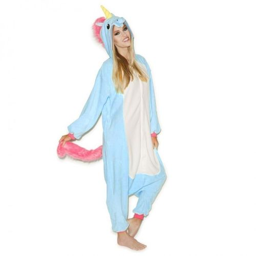 Pajamas disguise Kigurumi Pegasus Blue